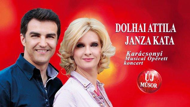 Dolhai Attila - Janza Kata