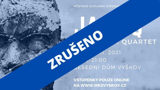 Jazz Q a Crossover Quartet/ZRUŠENO