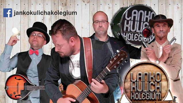 Janko Kulich & Kolégium - koncert v rámci RODB 2021