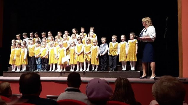 Vánoční koncert - ZŠ K.Dvořáčka v Orlové