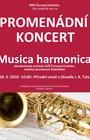 Promenádní koncert: Musica harmonica