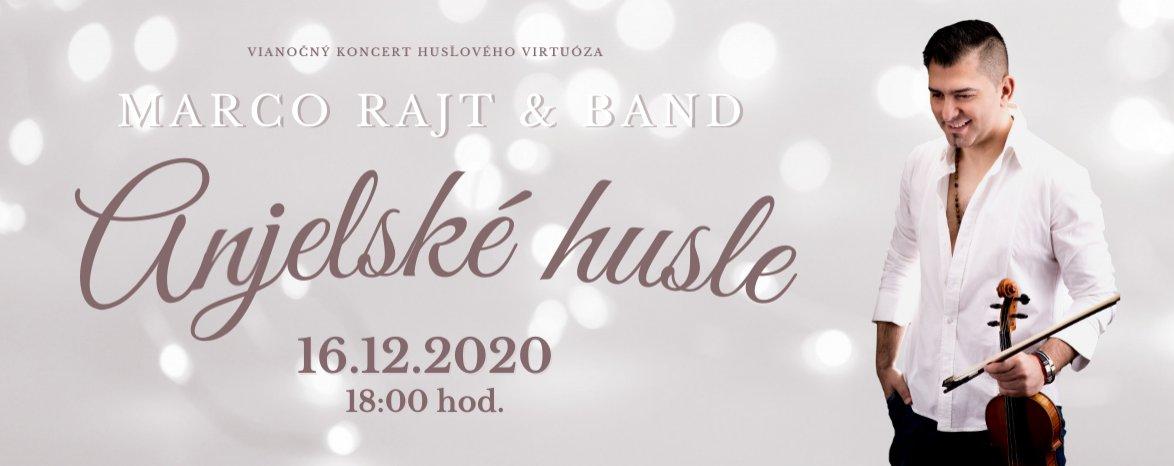 Vianočný koncert: Anjelské husle