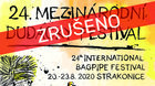 24. Mezinárodní dudácký festival - ZRUŠENO !!