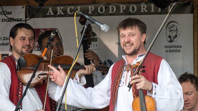 Cimbálová muzika Mirka Urubka
