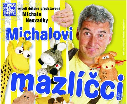 KOUZELNÁ ŠKOLKA - Michalovi mazlíčci