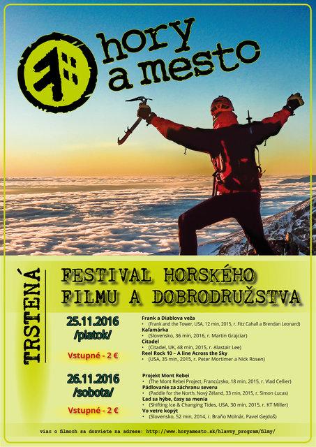 7966ee32ee Hory a Mesto 2017 – program a vstupenky online