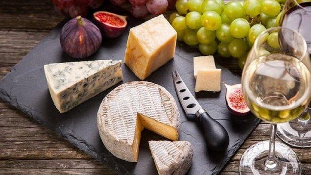 Tour de fromage - Večer s francouzskými sýry a víny