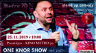 One Knor Show: Než začnu