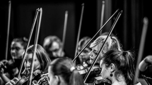 Novoměstská filharmonie republice