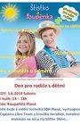 Štístko a Poupěnka - Den pro rodiče s dětmi 1. 6.