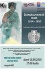 Československé legie 1914 - 1920