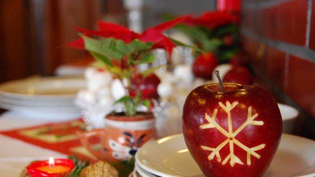 Vánoční posezení pro osamělé seniory