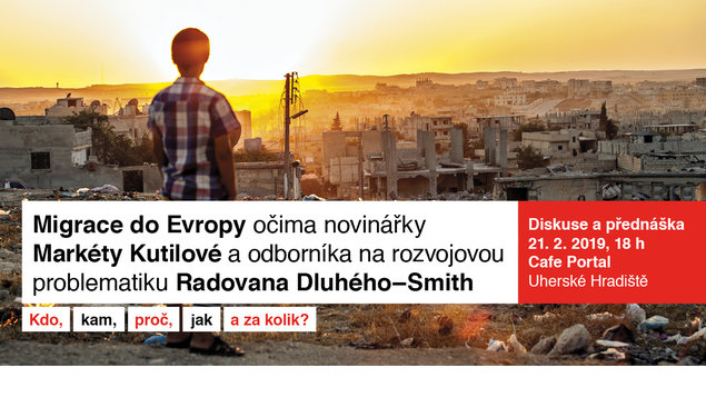 Migrace do Evropy (Markéta Kutilová, Radovan Dlouhý - Smith)