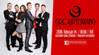 Group´n´Swing koncert, 14.02.2018