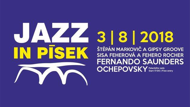 Jazz in Písek 2018