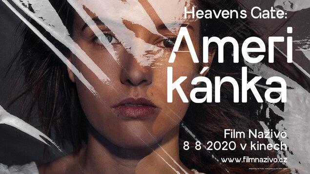 Amerikánka   Film Naživo