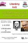 Literárna kuchyňa s Dadom Nagyom - Literárny kvíz