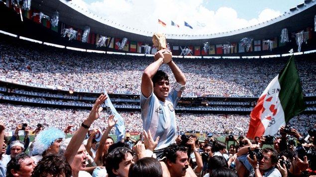 Diego Maradona / Moje kino LIVE