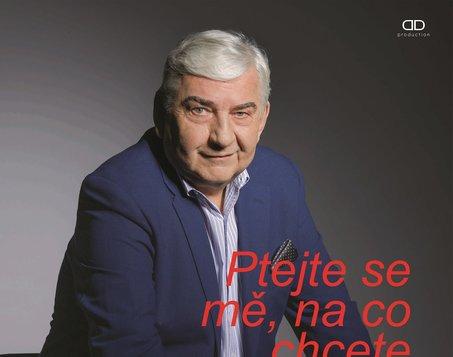Miroslav Donutil: Ptejte se mě na co chcete, já na co chci odpovím