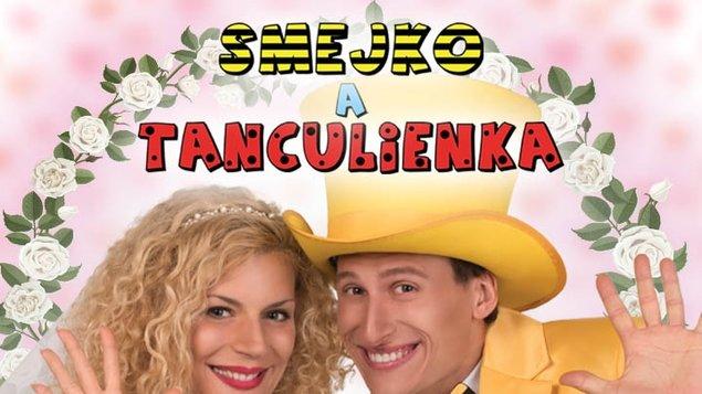 Smejko a Tanculienka - Hip, hip, hurá !