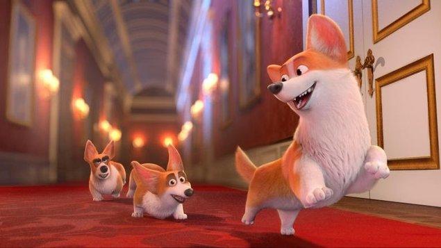 Psie veličenstvo - A királynő kutyája