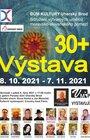 Výstava Sdružení výtvarných umělců moravskoslovenského pomezí<br>30+
