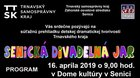 Senická divadelná jar 2019